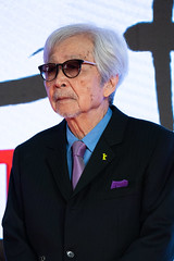 "Yamada Yoji from ""Tora-san, Wish You Were Here"" at Opening Ceremony of the Tokyo International Film Festival 2019"