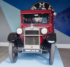 1927 BMW 3/15 PS