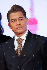 """Aaron Kwok from """"i'm livin' it"""" at Opening Ceremony of the Tokyo International Film Festival 2019"""