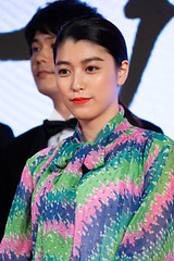"Narumi Riko from ""Labyrinth of Cinema"" at Opening Ceremony of the Tokyo International Film Festival 2019"