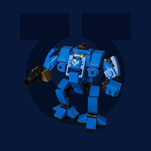 Mech Monday #44: Ultramarines Dreadnought