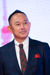 "Adachi Shin from ""A Beloved Wife"" at Opening Ceremony of the Tokyo International Film Festival 2019"