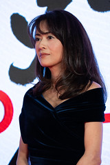 "Goto Kumiko from ""Tora-san, Wish You Were Here"" at Opening Ceremony of the Tokyo International Film Festival 2019"