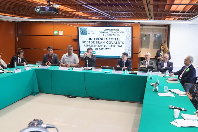 24/10/2019 Intervención en tribuna del Dip. Rodrigo Calderón SalasComisión Ciencia, Tecnología e Innovación