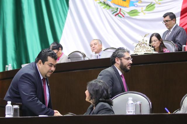 24/10/2019 Tribuna Dip. Alfredo Antonio Gordillo Moreno