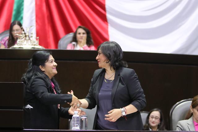 24/10/2019 Tribuna Dip. Beatriz Silvia Robles Gutiérrez