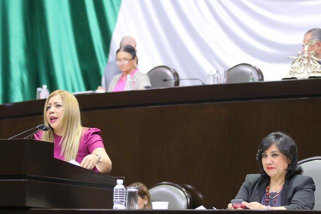 24/10/2019 Tribuna Dip. Sandra Paola González Castañeda