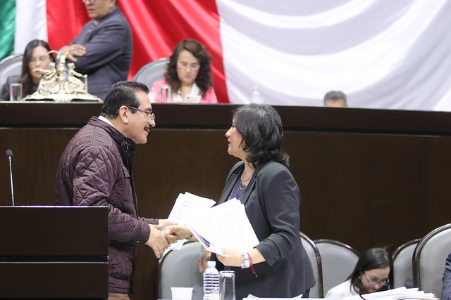 24/10/2019 Tribuna Dip. Rodrigo Calderón Salas