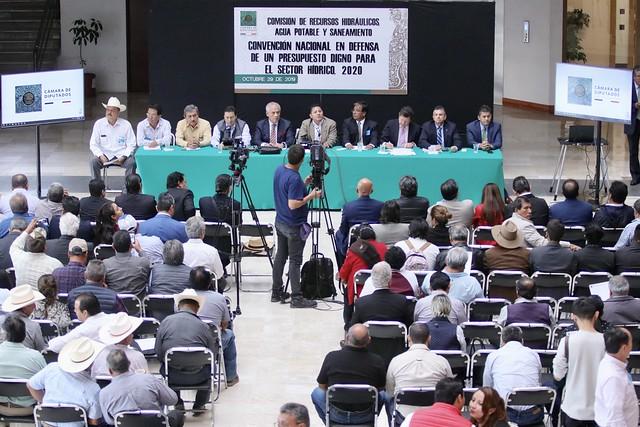 29/10/2019 Comisión de Recursos Hidráulicos