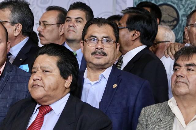 29/10/2019 Conferencia de Prensa Dip. Feliciano López Anguiano