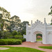 Entrance to Fort Canning Green