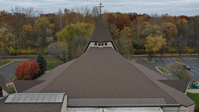 Commercial Church Roofing Project Completed