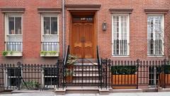 148-150 West 11th Street (1836), Greenwich Village, New York