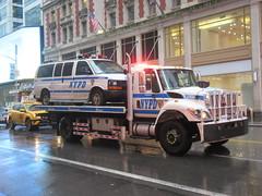 NYPD International WorkStar