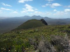 Views Of Bluff Knoll - Mt Trio, Stirling Ranges, Western Australia