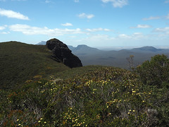 Views Towards Bluff Knoll - Mt Trio, Stirling Ranges, Western Australia