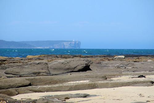 Point Perpendicular from Huskisson Beach