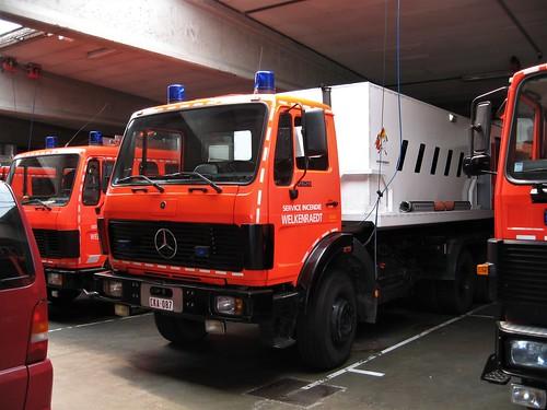 Mercedes Benz 2628 Tanker