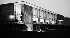 B&W negatives 1967 Leeds