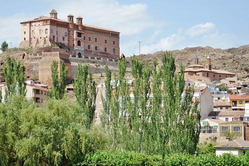 Illueca - Castillo del Papa Luna - Zaragoza