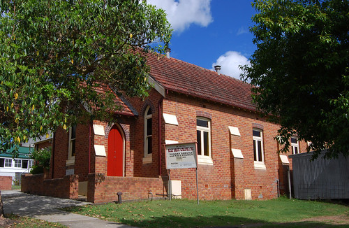 Baptist Church, Dungog, NSW.
