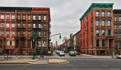 Una esquina en Harlem