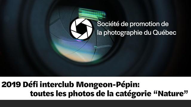 2019 Défi interclubs Mongeon-Pépin - toutes les photos - Nature
