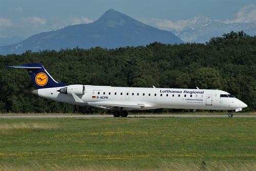 Lufthansa Regional op. by LH City Line