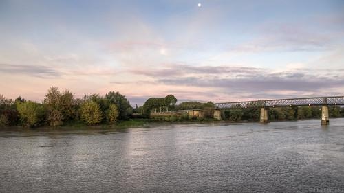Bridge over the Garonne