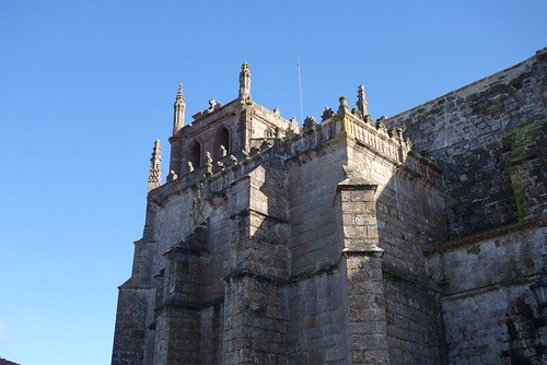 Iglesia de Santa Maria de los Angeles, San Vicente de la Barquera