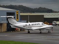 G-PCOP Beech Super King Air 200 (Gama Avation Ltd)