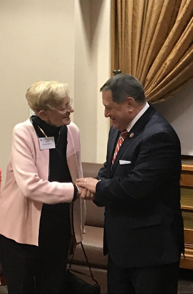 Barbara Iglewski Receives the Eastman Award