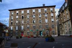 CENTRE D'HEBERGEMENT D'URGENCE LES CINQ TOITS