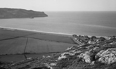 Black and White negatives, 1967, North Wales