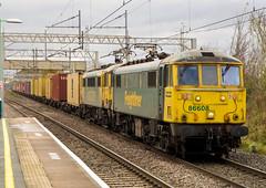 Class 86's