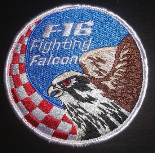 F-16 swirl Volkel AB.