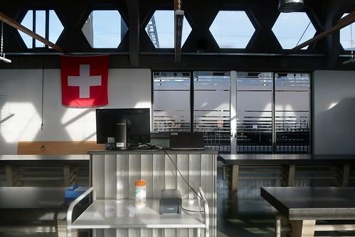 Station Buchs SG - Swiss Border Guard