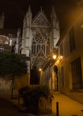 Transept sud de la Cathédrale Saint-Étienne - Auxerre