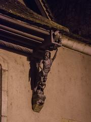 Jesus dans l'équerre - Auxerre