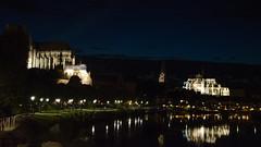 Le quai de la république et ses vieilles dames - Auxerre - Photo of Beine