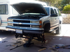 New front brakes