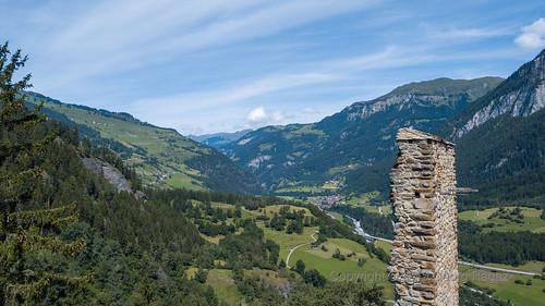 Schweiz, Graubünden, Andeer