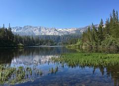Twin Lakes - Mammoth Lakes Ca.