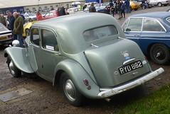 Citroën Light 15 (1954)
