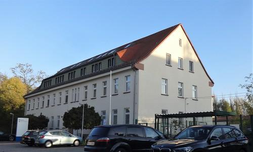 1952 Leipzig Hauptstelle Grubenrettungs- und Gasschutzwesen Friederikenstraße 62 in 04279 Dölitz