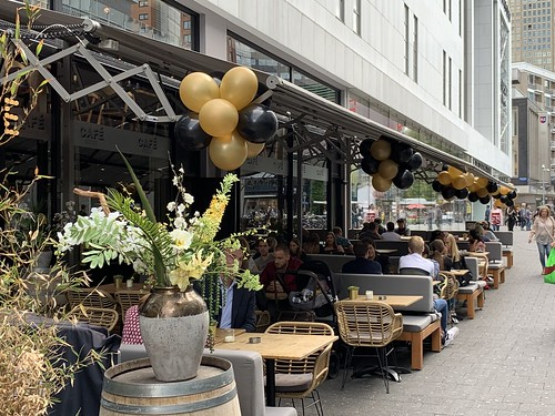 Ballontoef Cafe in the City Rotterdam