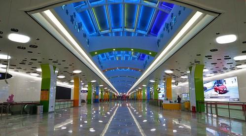 Shanghai - Disney Resort Metro Station