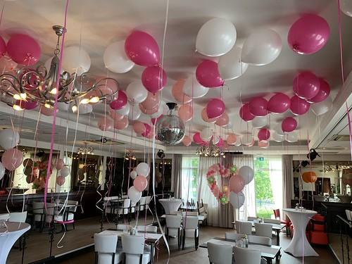 Heliumballonnen Citta Romana Hellevoetsluis