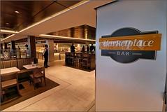 MSC GRANDIOSA - DECK 15 - Marketplace Bar
