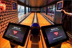 MSC Grandiosa - DECK 16 - Bowling